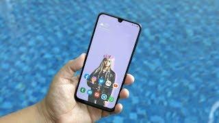 Smartphone SAMSUNG yang serba NANGGUNG // Review Samsung Galaxy A30