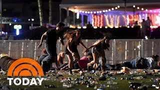 Las Vegas Shooting: More Than 50 killed And 200 Hurt At Concert | TODAY