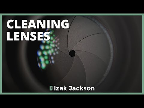 How To Clean Dirty Camera Lenses