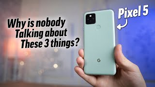 Pixel 5 Detailed Review - What They Aren't Telling You..