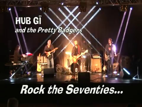 HUB GÏ  - Teaser Show Live (Hendrix, Stones, ZZ Top and more)