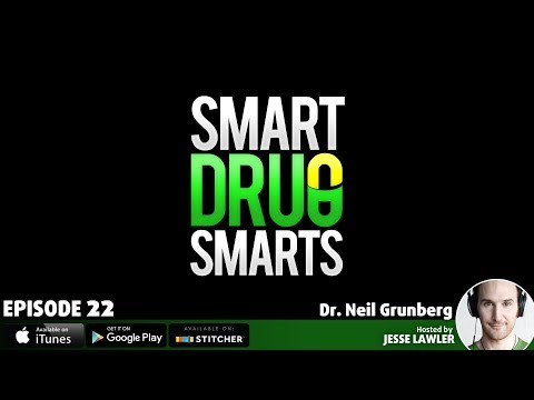 Episode 22 – Nicotine The Most Interesting Drug in the World