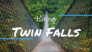 Twin Falls Hike, North Vancouver