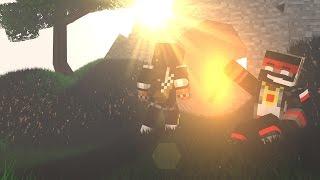 Minecraft - Жуткое месиво и бедные криперы(