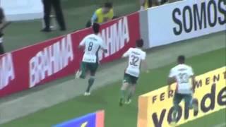 Lucas Barrios Palmeiras Skills amp Goals 2016 HD