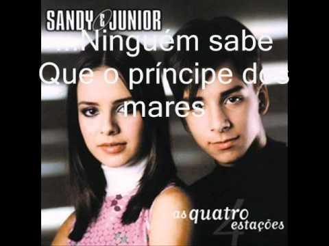 Principe dos mares - Sandy e Junior Legendado