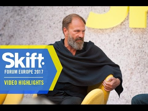 Design Hotels CEO and Founder at Skift Forum Europe 2017