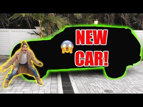 SURPRISING LAURA LEE WITH A NEW CAR FOR VALENTINES DAY!