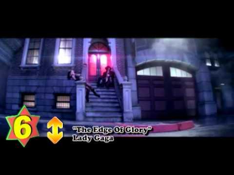 Top 10 Songs  Week Of July 9, 2011