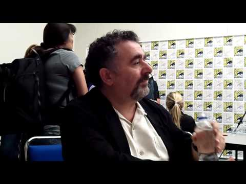 Saul Rubinek Talks Warehouse 13 at Comic-Con 2011