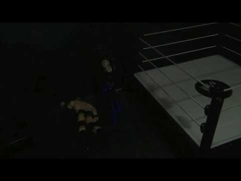 HD Animation #3 - WWE2K14 Big Boot To The Ring Post