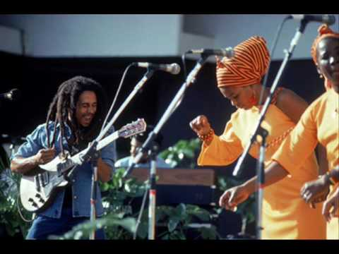 Bob Marley & The Wailers Live - Johnny Was (Rare Live Performance), New York, April 1976