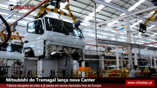 Video Mitsubishi lança novo modelo Canter download MP3, 3GP, MP4, WEBM, AVI, FLV Juli 2018