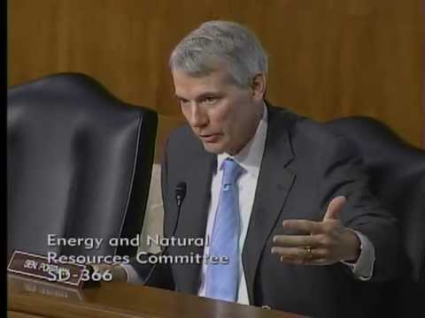 Energy and Natural Resources Hearing on S. 761