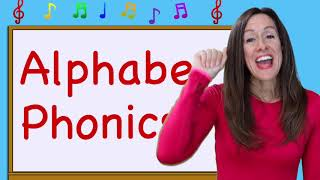 Phonics Song Alphabet Song Letter Sounds Signing for Babies ASL Patty Shukla