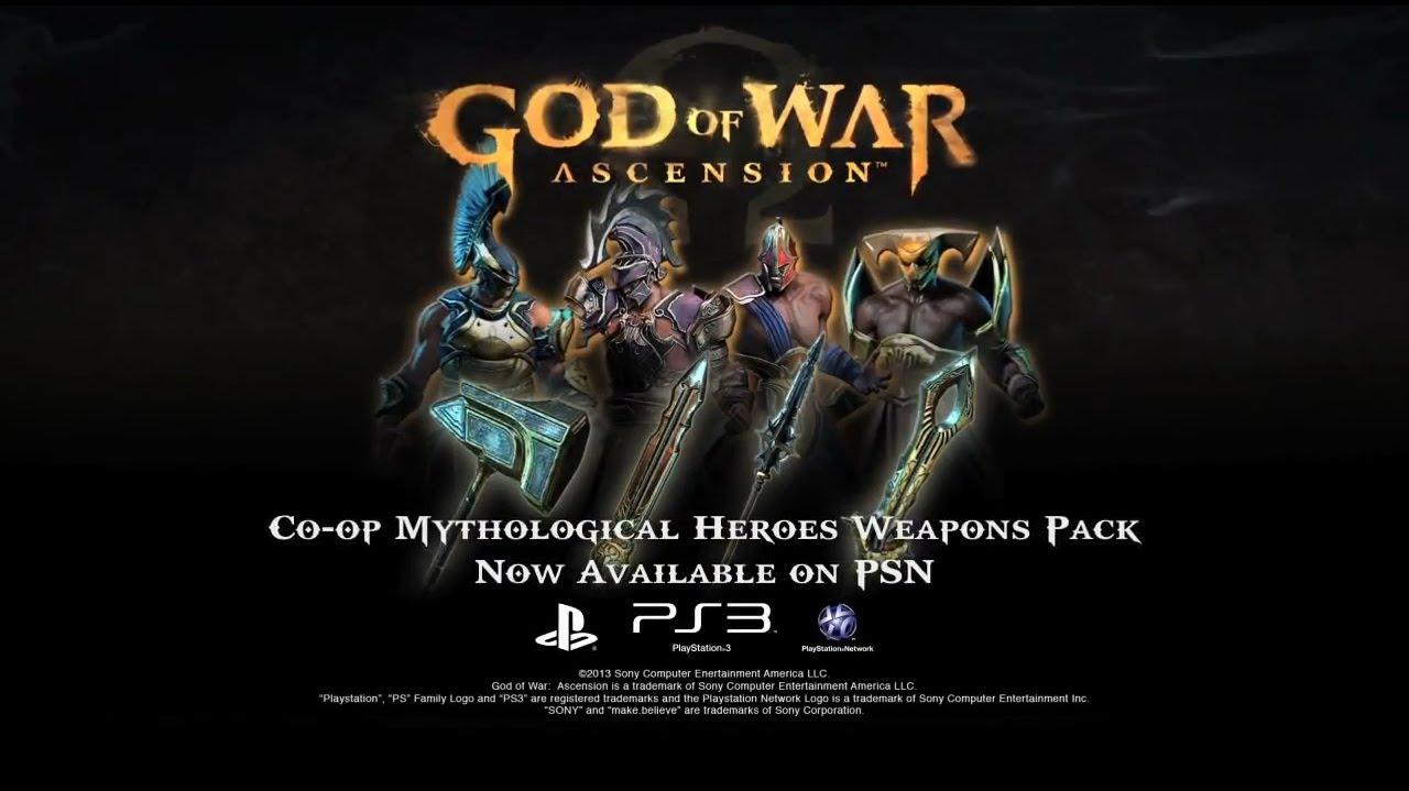 God of War Asce...
