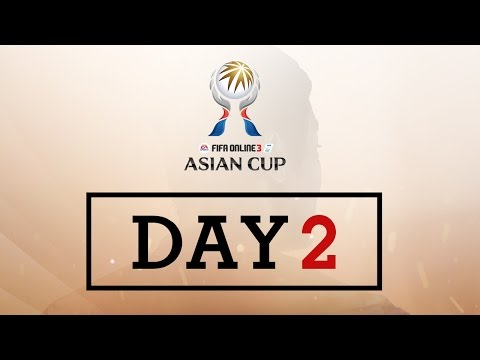 [ DAY 2 ] FIFA Online 3 : Asian Cup 2015
