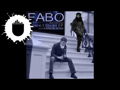 Fabo feat. Lostcause - Where I Stand (Karmon Radio Edit) (Cover Art)