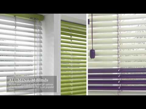 Aluminium Venetians from illumin8 Blinds