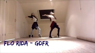Flo Rida - GDFR ft. Sage The Gemini and Lookas - SISSTA | Dance | Tutti Fruttiz ft. Trang |POPPING