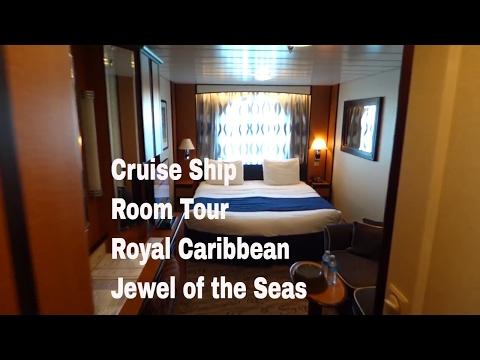Cruise Ship Room Tour: Royal Caribbean Jewel of the Seas