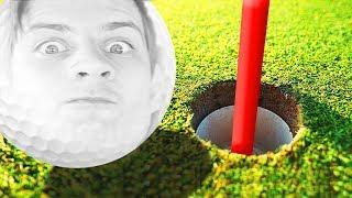 КОФФИ СЪЕЛ КОРМ ДЛЯ ЧЕРЕПАШЕК ИЗ-ЗА ГОЛЬФА! (Golf It)