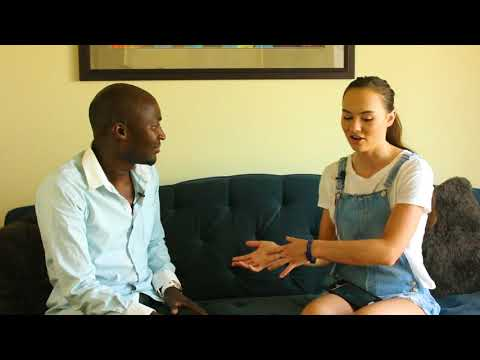 Madeline Carroll  Talking With The Stars Episode One  Gershom Sikaala HD