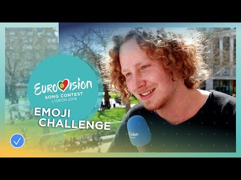 The Emoji-Challenge: Guess the Eurovision song