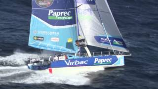 Portrait de Jean-Pierre Dick, skipper de Virbac Parec 3 - Vendée Globe 2012
