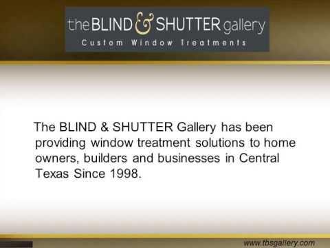 Drapery Killeen TX - The BLIND & SHUTTER Gallery