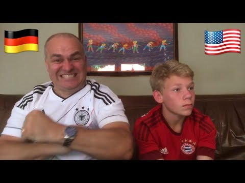 FIFA Confederations Cup Germany vs Chile commentating by Jack Kolesnikov and AK