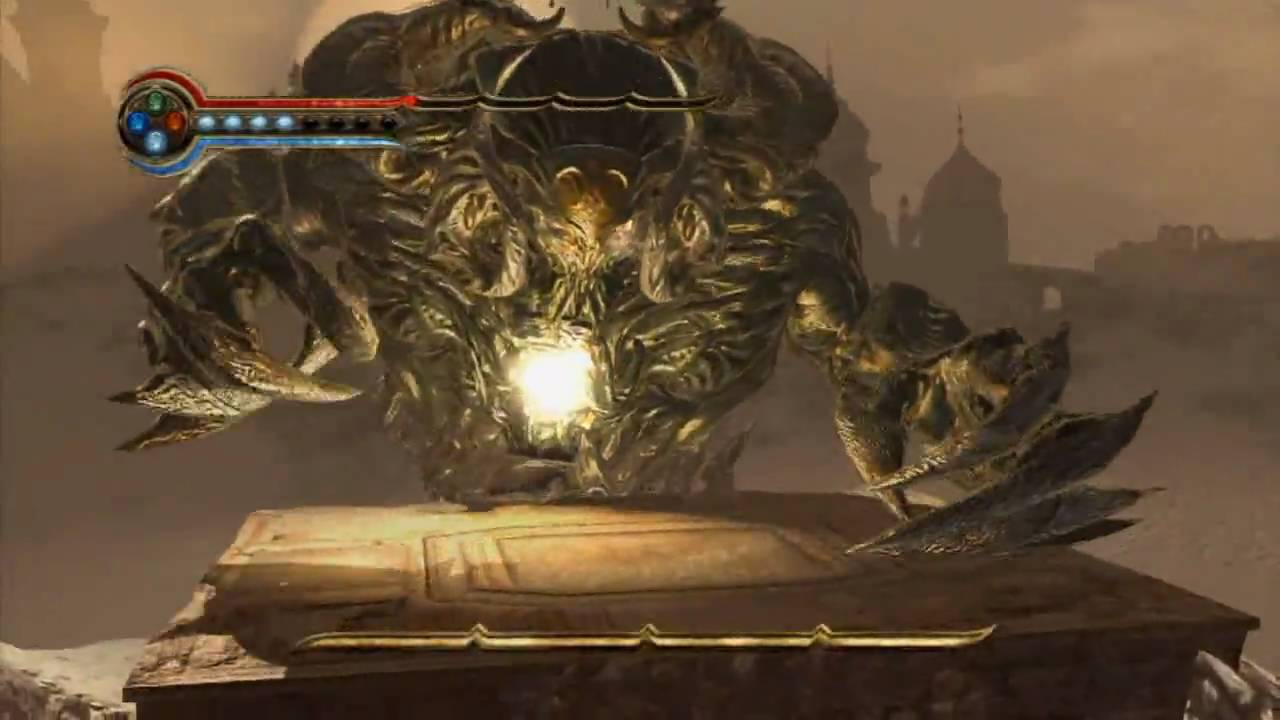 Prince of Persia The Forgotten Sands Final boss Fight ...