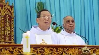 Thánh lễ Tạ ơn 25 năm Ngân khánh khấn dòng sr Theresa Đoàn Thị Nhiên Bề trên tổng quyền dòng Đaminh