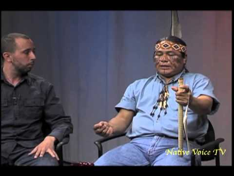 NVTV - Guest: Flavio Santi (Ayuy Yu) Medicine Healer, Amazanga Community, Equador