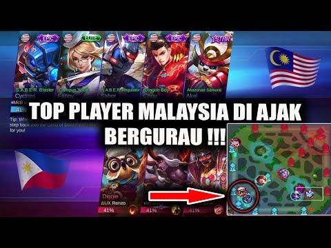 NGAKAK !!! STRATEGI PHILIPINA ! TOP PLAYER MALAYSIA DI AJAK BERGURAU !!! MALAYSIA VS PHILIPINA