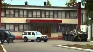 Белые ВолкиСПЕЦНАЗ 1 серия Военные сериалы онлайн