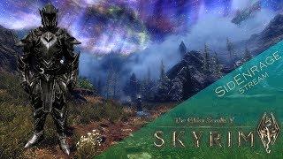The Elder Scrolls 5: Skyrim Special Edition [Без смертей]. Легендарная сложность. Босмер лучник. #2