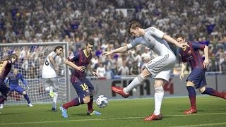 FIFA 14 - Real Madrid VS FC Barcelona Final (El Clásico) Gameplay & Penalty-Shootout With Commentary