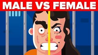 Female vs Male Prison - How DO They Compare