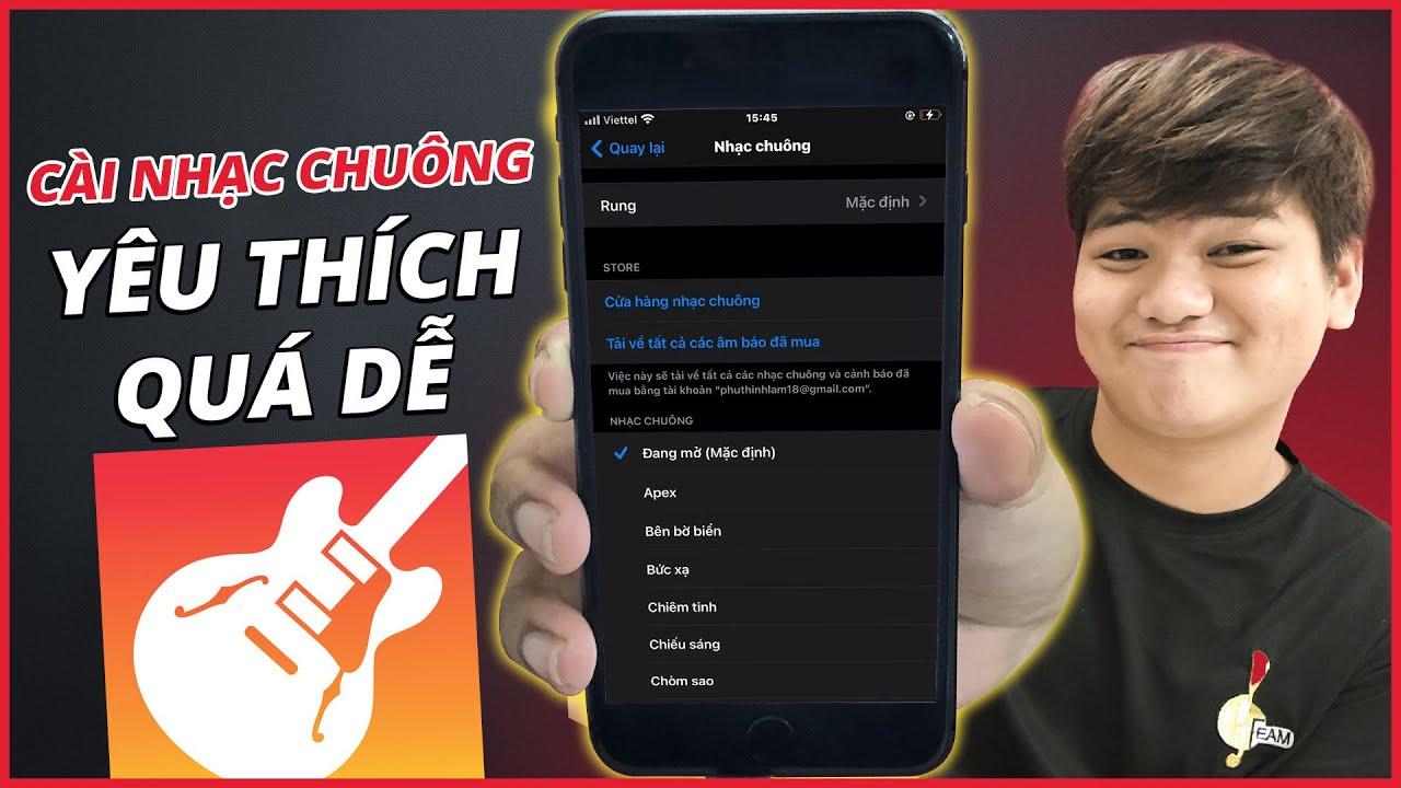 Cách cài nhạc chuông iPhone không cần máy tính trên iOS 14 | Điện Thoại Vui TV | Tổng hợp những nội dung liên quan đến tai nhac iphone 6 chi tiết nhất