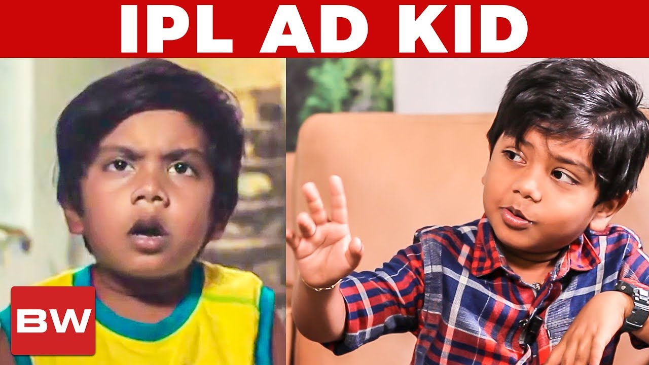 Download IPL yaru jeipanga? | IPL ad Kid Ashwanth Interview | US 193