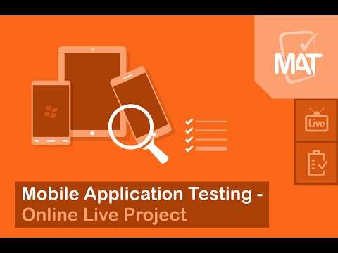 Mobile App Testing for beginners Day 01. Mobile App Testing Tutorial  for beginners android