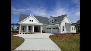 New Home In Hampton Lake With Water Front View and Private Dock in Bluffton SC