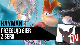 Rayman - przegląd gier z serii (recenzja)   ZagrajnikTV