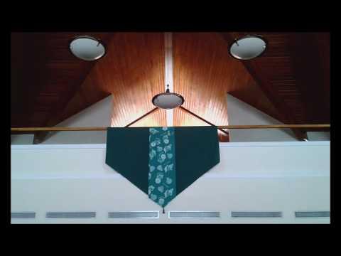 Interior Shots inside St Francis Xavier Cathedral Nassau Bahamas