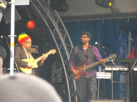 Third World @ Amsterdam Outdoor Reggae Festival 2011