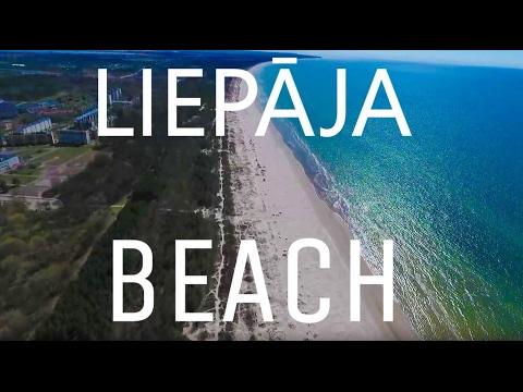 LIEPĀJAS PLUDMALE / LIEPAJA BEACH  2016