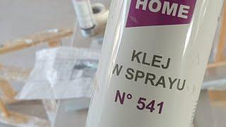 Klej montażowy w Sprayu Easy Home