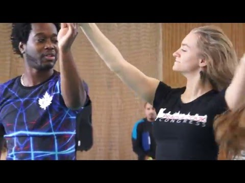 Katerina and Emilson. ACD at PZC2016. Video by Zouk Soul