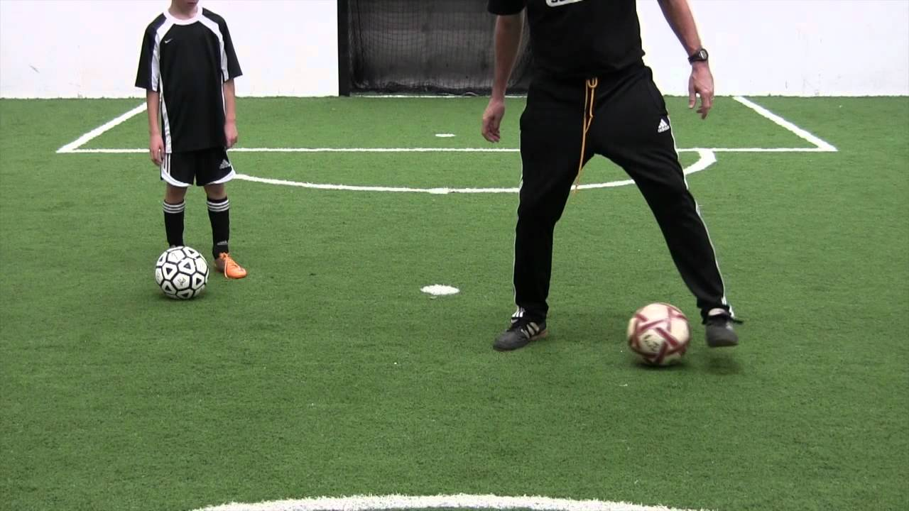 U10 Indoor Soccer Training Youtube